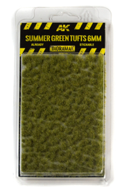 AK8124 Summer green tufts 2mm