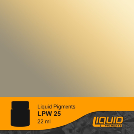 LPW25 LifeColor Liquid Pigments Rail Dust (22ml)