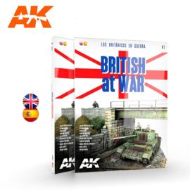 AK130001 BRITISH AT WAR