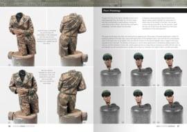 LS02-AK272 Panzer Crew Uniforms Painting Guide L Series