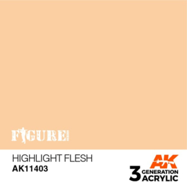 AK11403 HIGHLIGHT FLESH