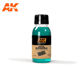 AK159 METAL BURNISHING FLUID