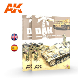 AK912 DAK – GERMAN AFV IN NORTH AFRICA