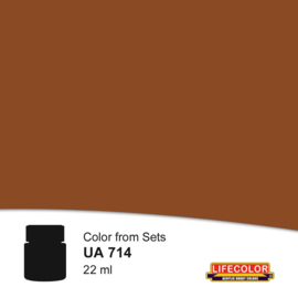 UA714  LifeColor Warm Base Colour (22ml) FS30055