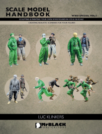 MB-WWII05 WWII Special Vol 5 (Sculpting and painting) Luc Klinkers) English