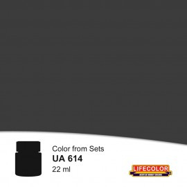 UA614 	LifeColor Grigio Scuro (22ml) FS 36044 Part of CS15