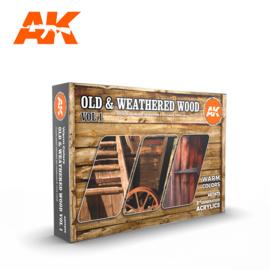 AK11673 3rd Gen OLD & WEATHERED WOOD VOL 1
