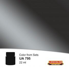 UA795 Steel (Black Base Not Needed)