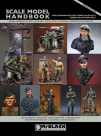 MB-TC05 WWII German Military Forces in Scale 2 Theme Collection Vol.5 (English)