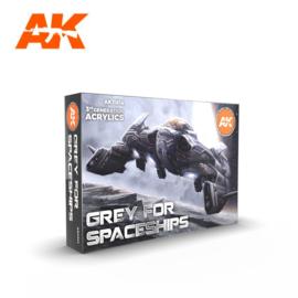 AK11614 GREY FOR SPACESHIPS