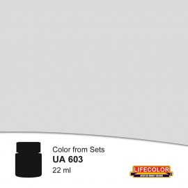 UA603 LifeColor Hellgrau (22ml) FS36373 var Part of set CS09