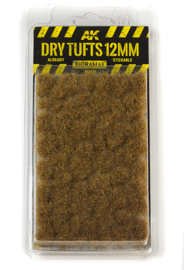 AK8126 Dry tufts 12mm