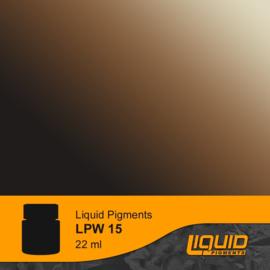 LPW15 Lifecolor Liquid pigments Soot 22ml
