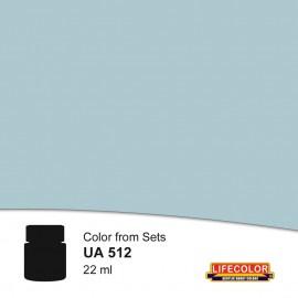 UA512 LifeColor Hellblau rlm 78 (22ml) (from CS07 set)