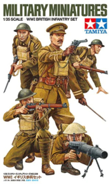 TA35339 1:35 Tamiya WWI British Infantry Set