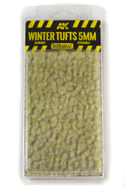 AK8121 Winter tufts 5mm