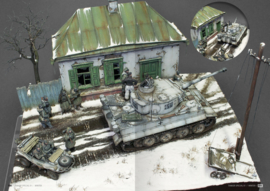 AK4842 FAQ  Tanker Winter Diorama