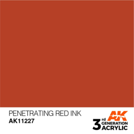 AK11227 PENETRATING RED – INK
