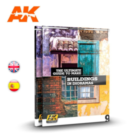 LS09-AK256 The Ultimate Guide to make buildings in Dioramas