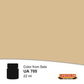 UA705 LifeColor Dust type 1 (22ml) FS36642