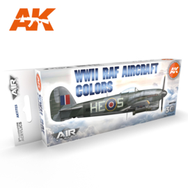 AK11723 3rd Gen WWII RAF AIRCRAFT COLORS