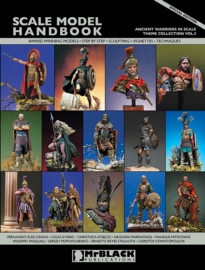 MB-TC03 ANCIENT WARRIORS IN SCALE  THEME COLLECTION VOL.3 (English)