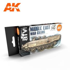 AK11648 MIDDLE EAST WAR COLORS 3G