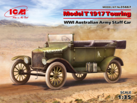 ICM35667 1:35 ICM  Model T 1917 Touring, WWI Australian Army Staff Car