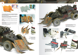 AK258 DOOMSDAY CHARIOTS – MODELING POST-APOCALYPTIC VEHICLES