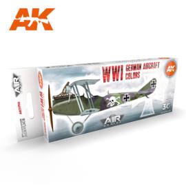 AK11710 3rd Gen WWI GERMAN AIRCRAFT COLORS
