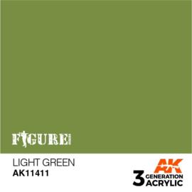 AK11411 LIGHT GREEN