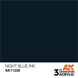 AK11228 NIGHT BLUE – INK