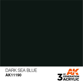 AK11190 DARK SEA BLUE – STANDARD