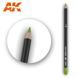 AK10007 Single Pencil Light Green