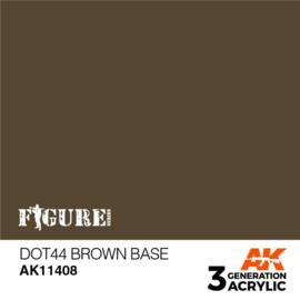 AK11408 DOT44 BROWN BASE