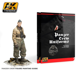 LS02-AK272 Panzer Crew Uniforms Painting Guide L Series