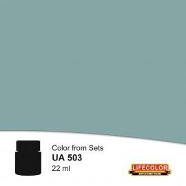 UA503 LifeColor Hellblau rlm 65 FS35352 (22ml)(from set CS06)