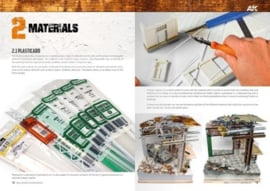LS-AK293 The Ultimate Guide to make buildings in Dioramas