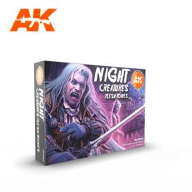 AK11602 3rd Gen Night Creatures Flesh Tone Set