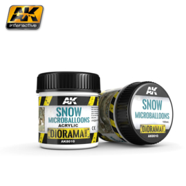 AK8010 AK Interactive Snow Microballoons 100ml
