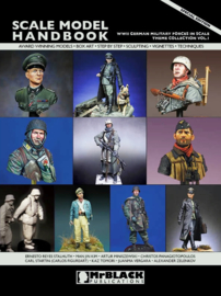MB-TC01 WWII GERMAN MILITARY FORCES IN SCALE THEME COLLECTION VOL.1 - SPECIAL EDITION  (English)