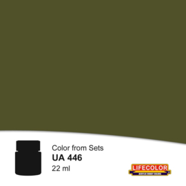 UA446 LifeColor Russian Helmet (22ml) Part CS41