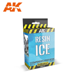 AK8012 Resin ICE 150ml
