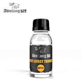ABT112 Abteilung 502 Matt Effect Thinner