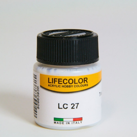 LC27 Lifecolor Matt Clear Varnish  (22ml)