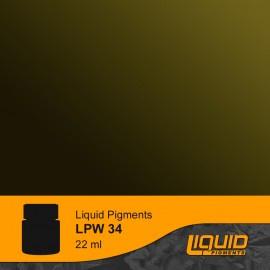 LPW34 Lifecolor Liquid Pigment Green Shadow 22ml
