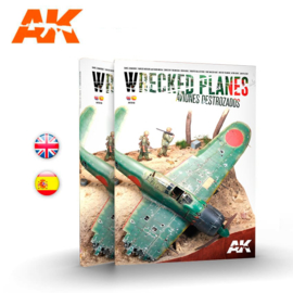 AK918 WRECKED PLANES