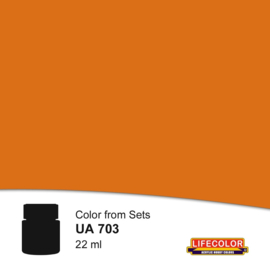 UA703 LifeColor Rust light shadow 1 (22ml) FS32169