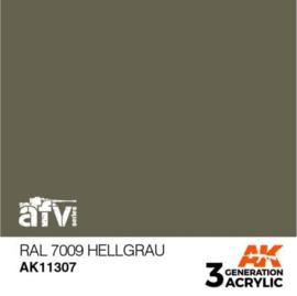 AK11307 RAL 7009 Hellgrau