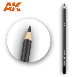 AK10001 Single pencil  Black